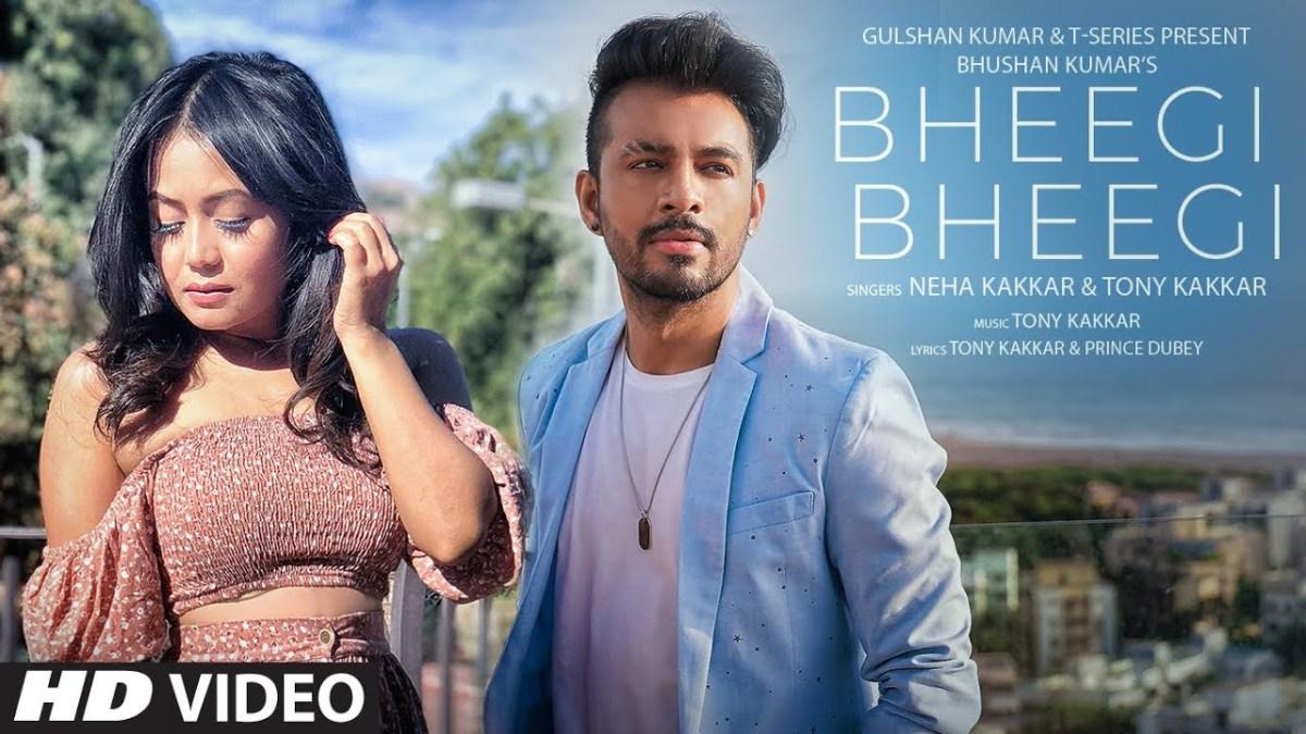 भीगी भीगी Bheegi Bheegi Lyrics in Hindi – NehaKakkar