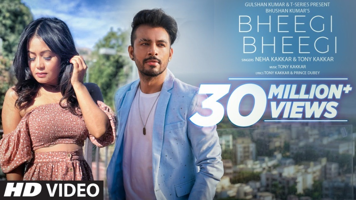 भीगी भीगी Bheegi Bheehgi Lyrics in Hindi – Neha Kakkar – Tony Kakkar